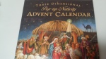 pop up advent nativity calendar cover